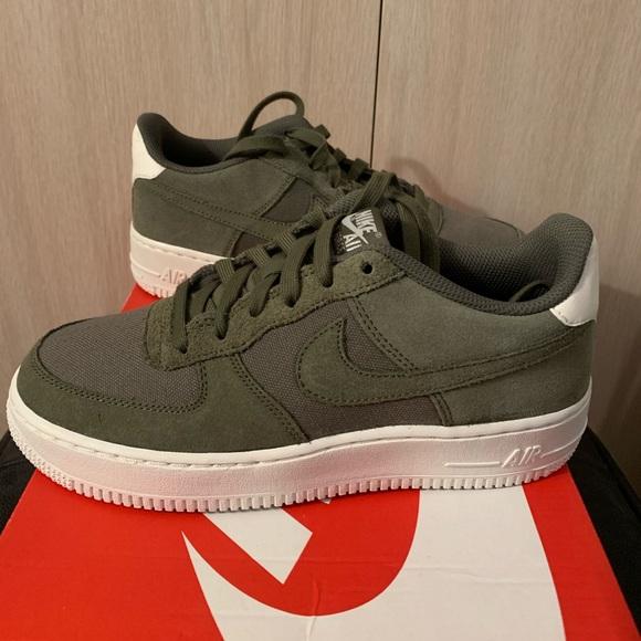 Nike Shoes | Nike Air Force Army Green